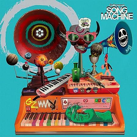 Gorillaz - Song Machine: Amazon.com.br: CD e Vinil