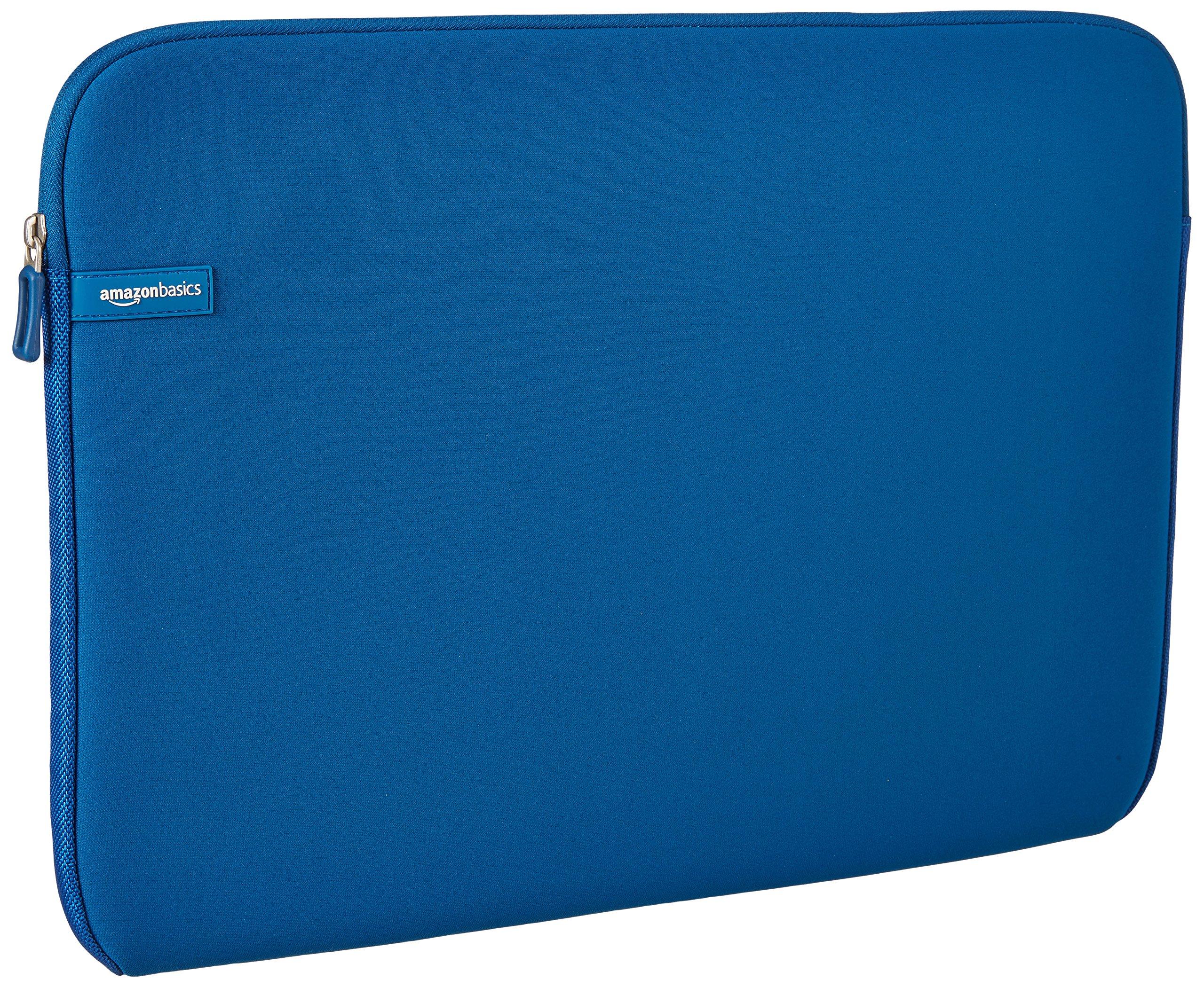 AmazonBasics 17.3-Inch Laptop Sleeve - Blue