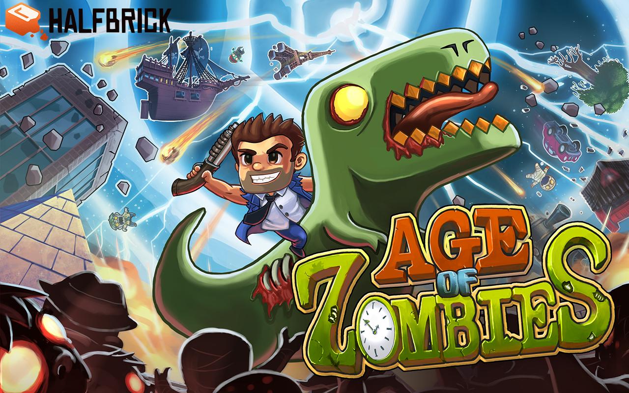 Baixar - Age of Zombies v1.2.82 Apk Mod [Níveis Desbloqueados]