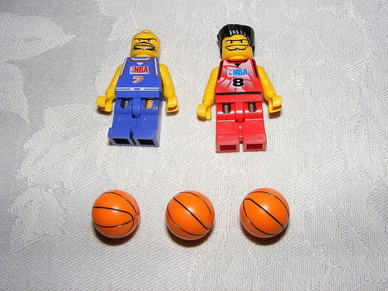Amazon.com: LEGO Sports NBA 3428 1 vs. 1, acción: Toys & Games