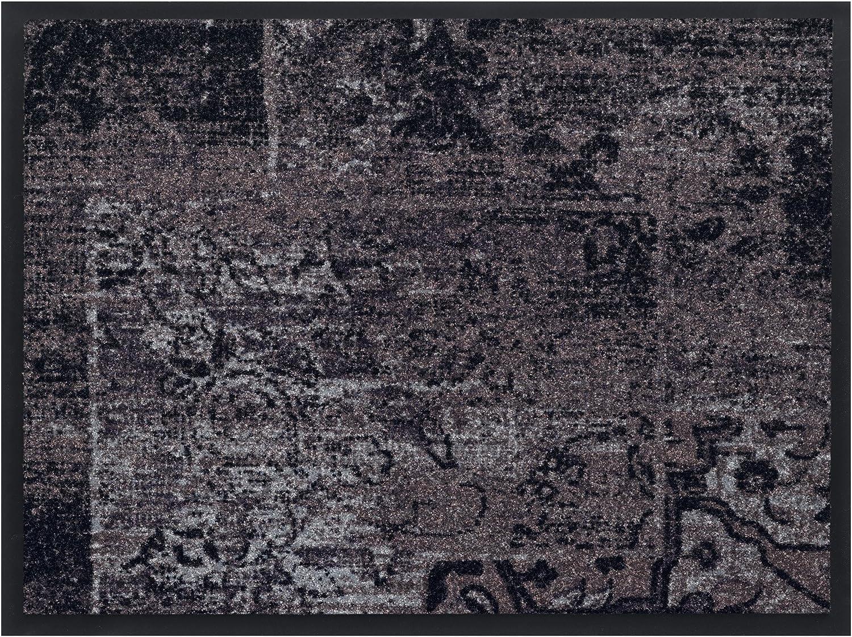 HMT 5800274 Paillasson Vintage Polyamide Beige 40 x 60 cm