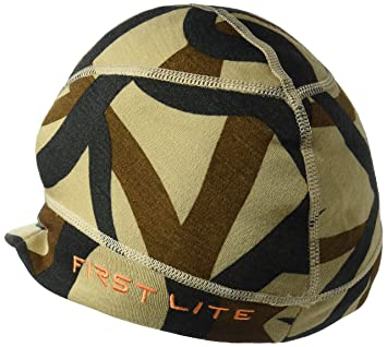 29e7b992498 First Lite Merino Wool Brimmed Beanie in ASAT  Amazon.ca  Sports   Outdoors