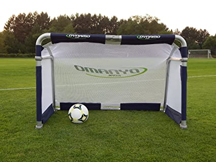 Dynamo Backyard Folding Portable Soccer Goal