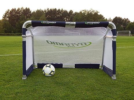 Dynamo Backyard Folding Portable Soccer Goal - Amazon.com : Dynamo Backyard Folding Portable Soccer Goal : Sports