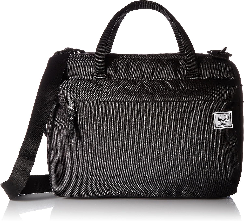 Herschel Classic Gibson 15'' Laptop Messenger Bag black