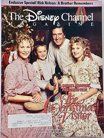 1987 nov 8 dec19 the disney channel magazine program guide the christmas - Disney Channel Christmas