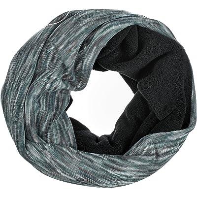 HAD® Original Solid Stripes Fleece Écharpe Mixte
