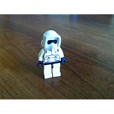 LEGO Scout Trooper Star Wars Figure: Toys & Games
