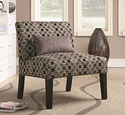 Superb Coaster Home Furnishings Casual Accent Chair Set Of 2 Grey Grey Pdpeps Interior Chair Design Pdpepsorg