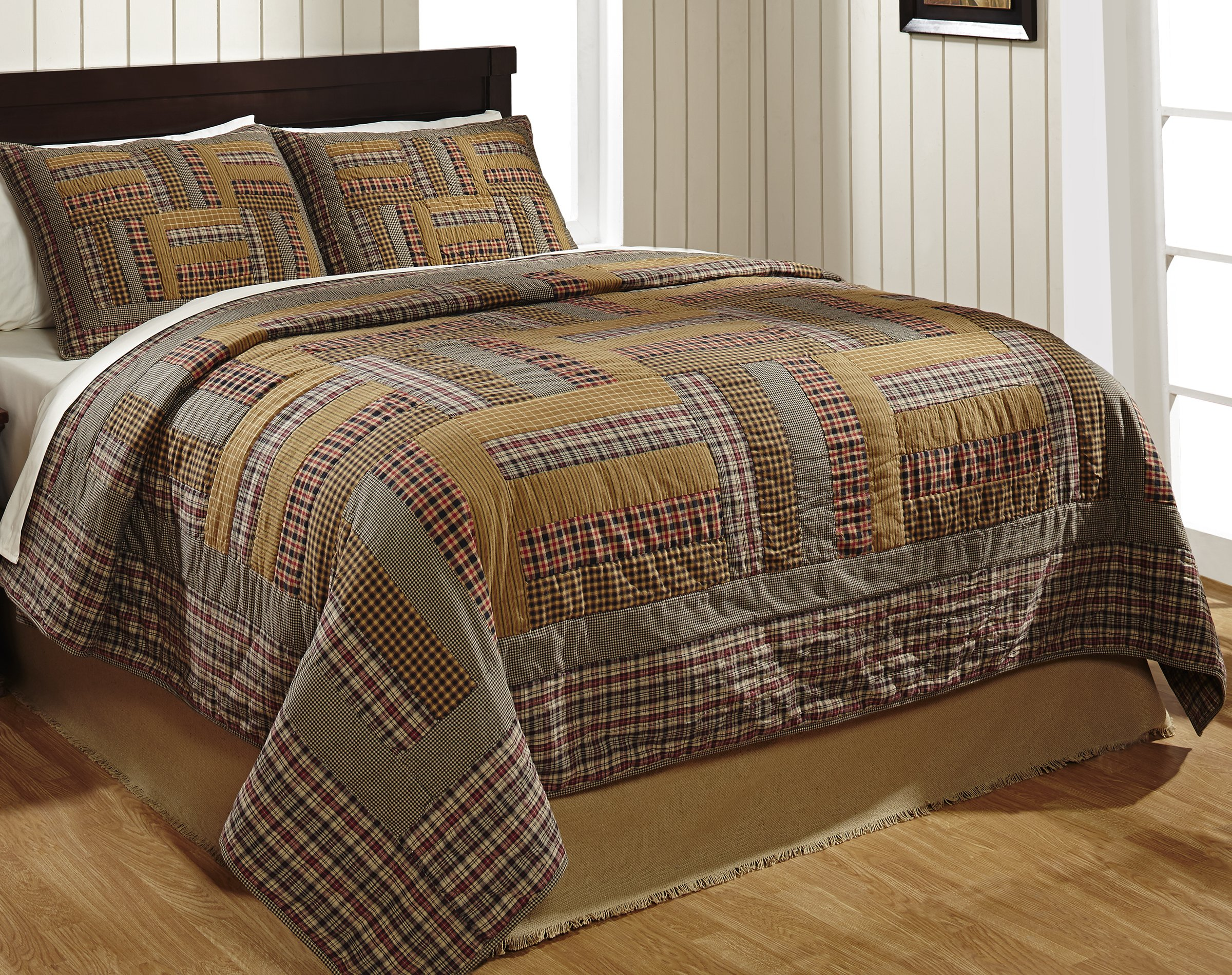 Karston Quilt 3pc Set - King