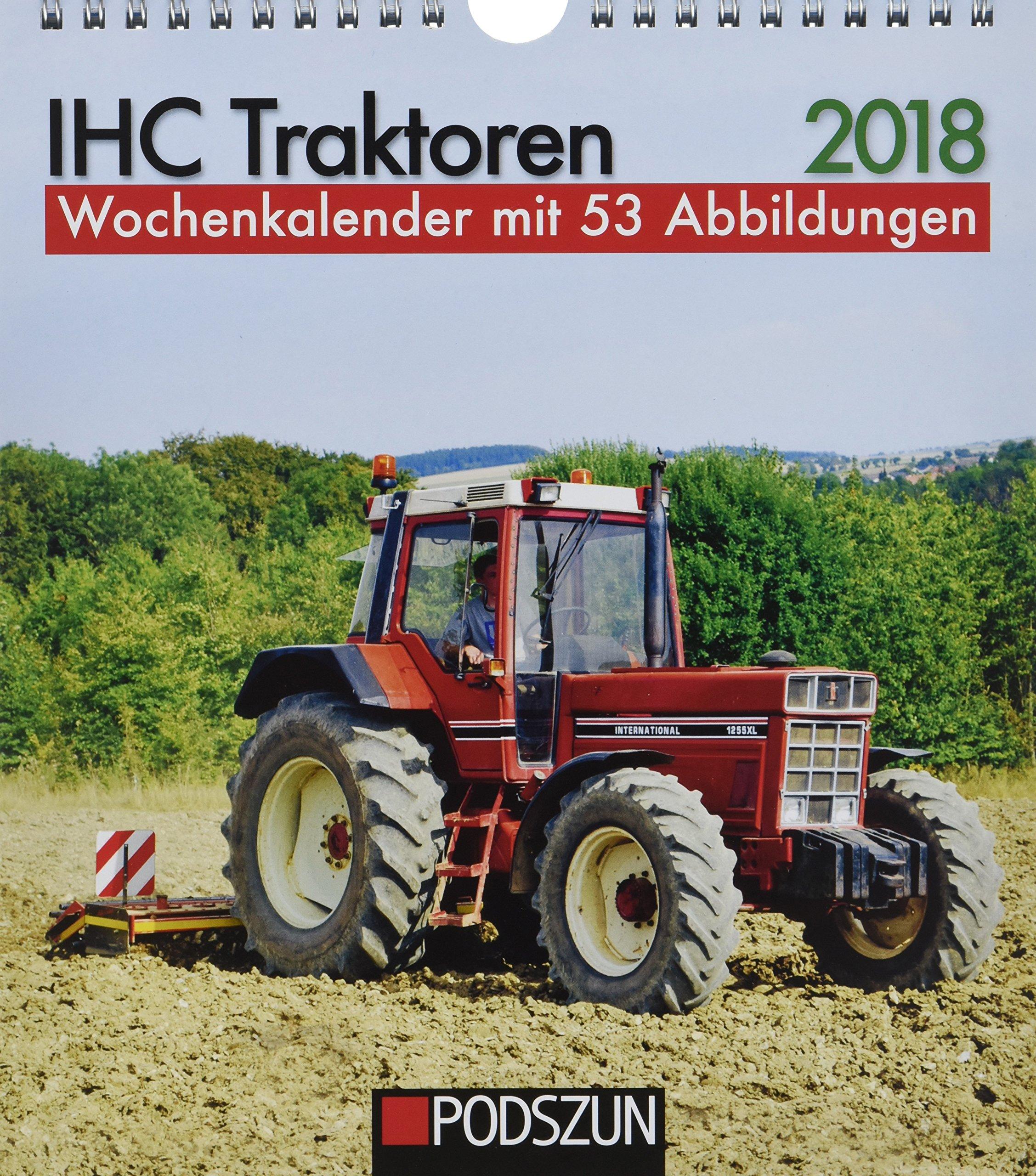IHC Traktoren 2018