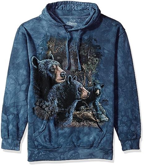 Black bear adult sweatshirt