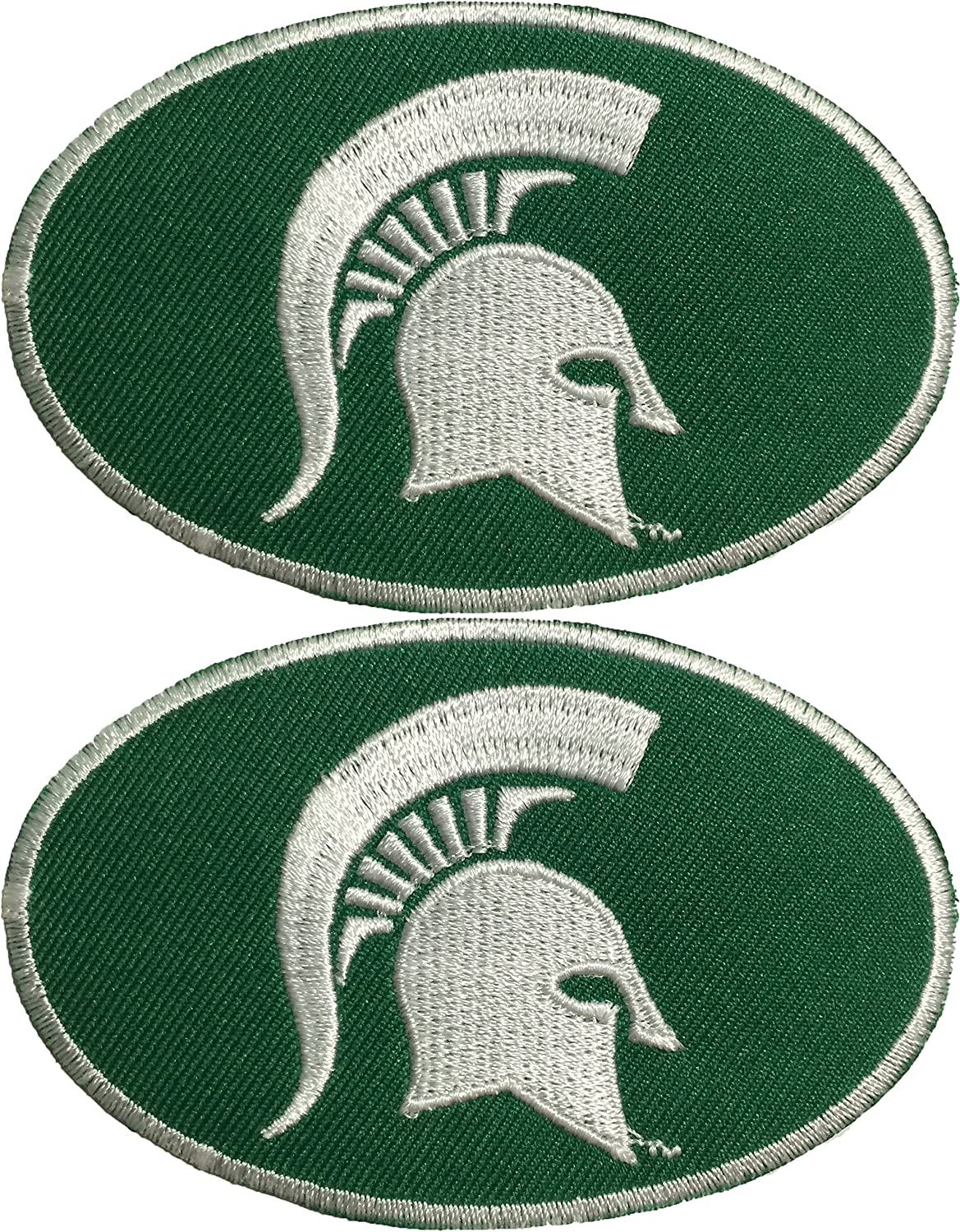 Michigan State University Iron On fabric appliques Sports