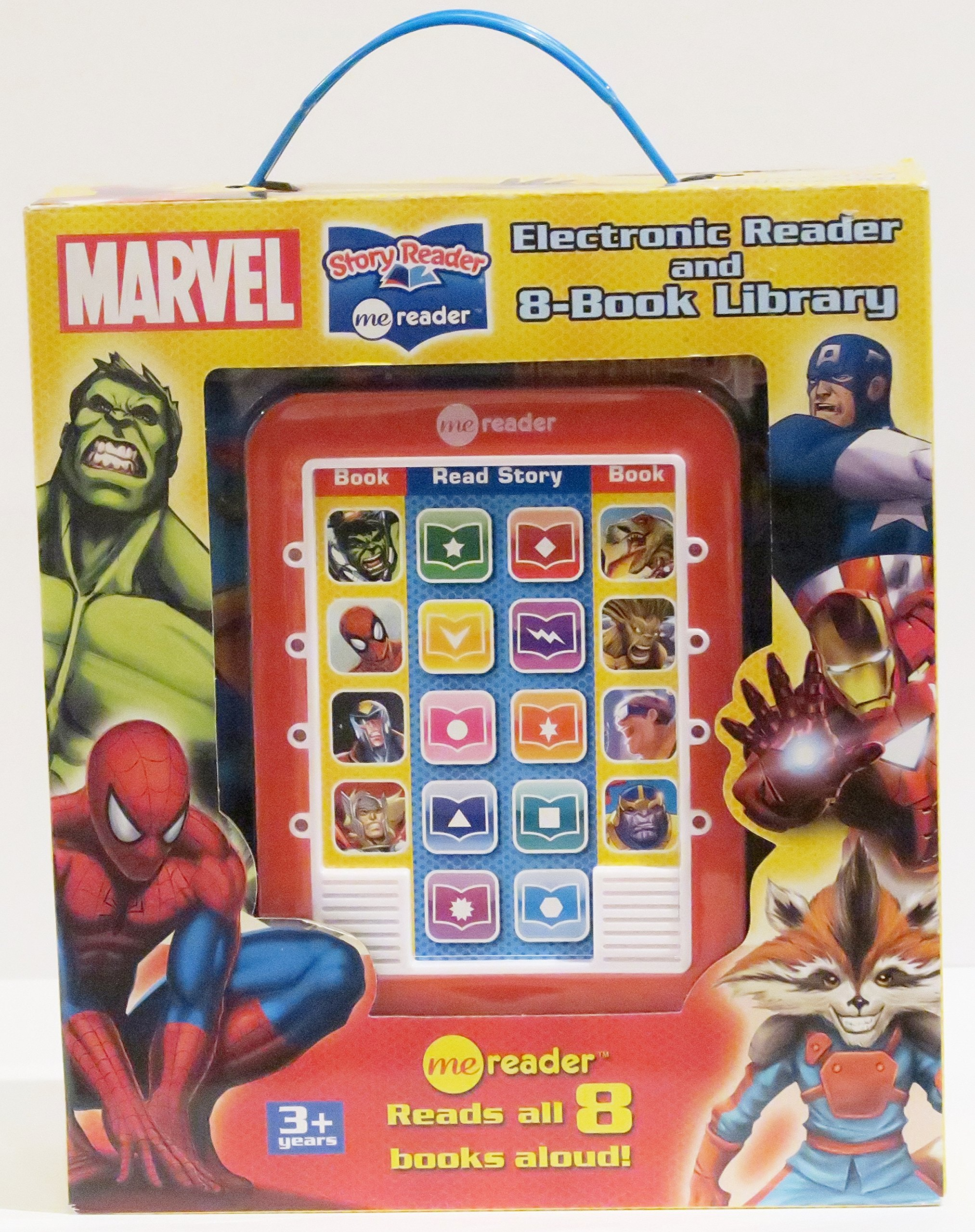 Marvel Reader Inch Book Box product image