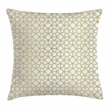 Amazon.com: dorado y blanco, para el hogar o la oficina, en ...