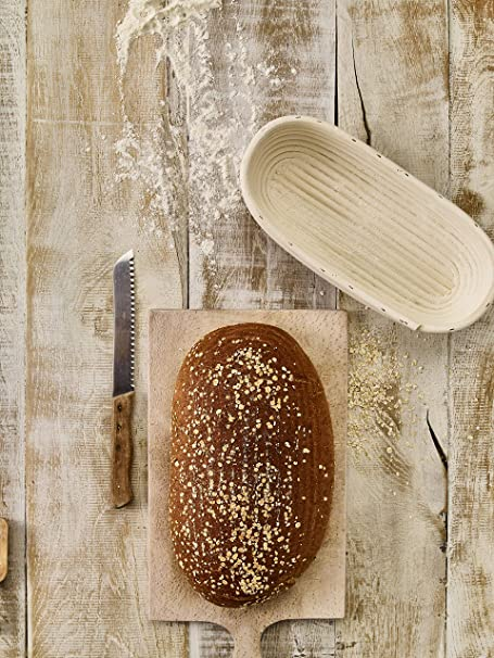 Birkmann fermentation basket beige Wood beige wood 9,5  x  38  x  8 cm 1 unit