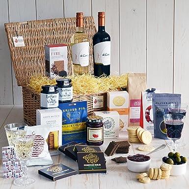 Royal Banquet Hamper - Free Express UK Delivery - Gift Card