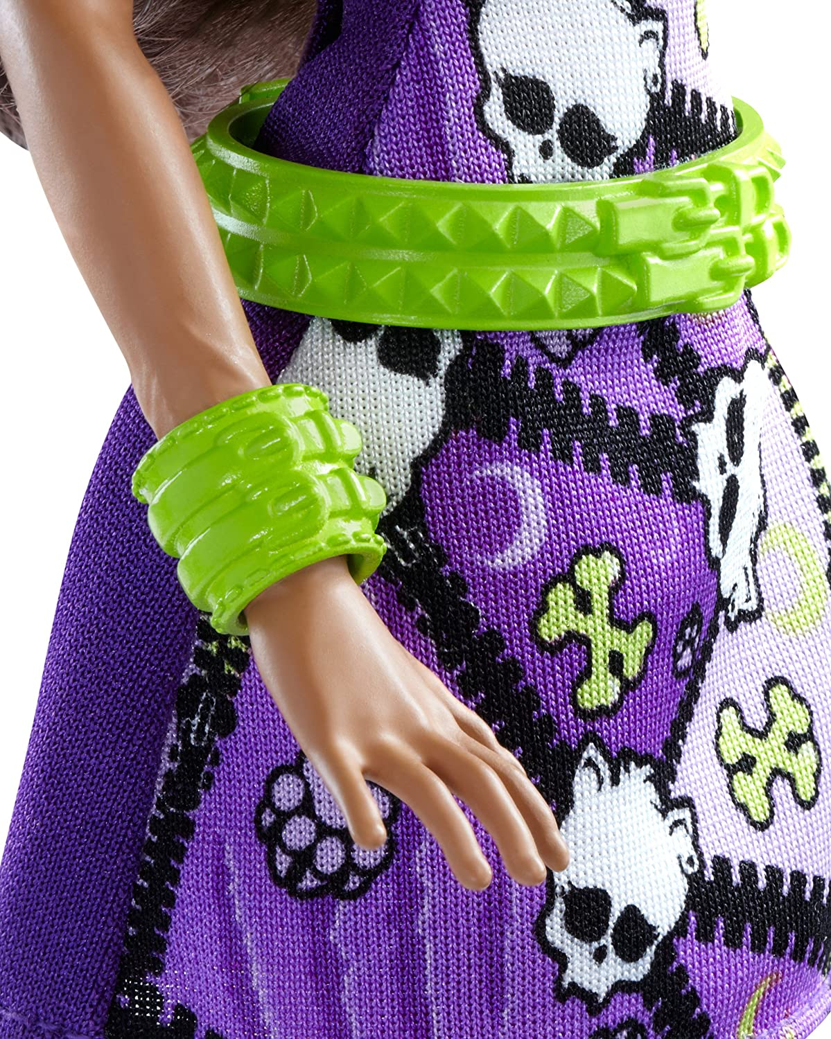 Amazon.com: Monster High Clawdeen Wolf Doll: Toys & Games