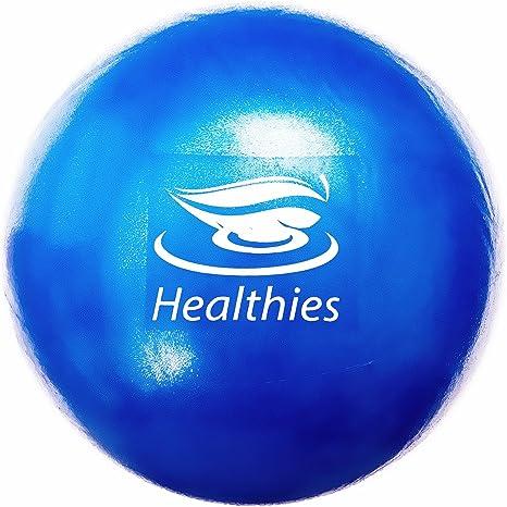 healthies pequeñas – Pelota de ejercicios 9 Inch – Balón de ...