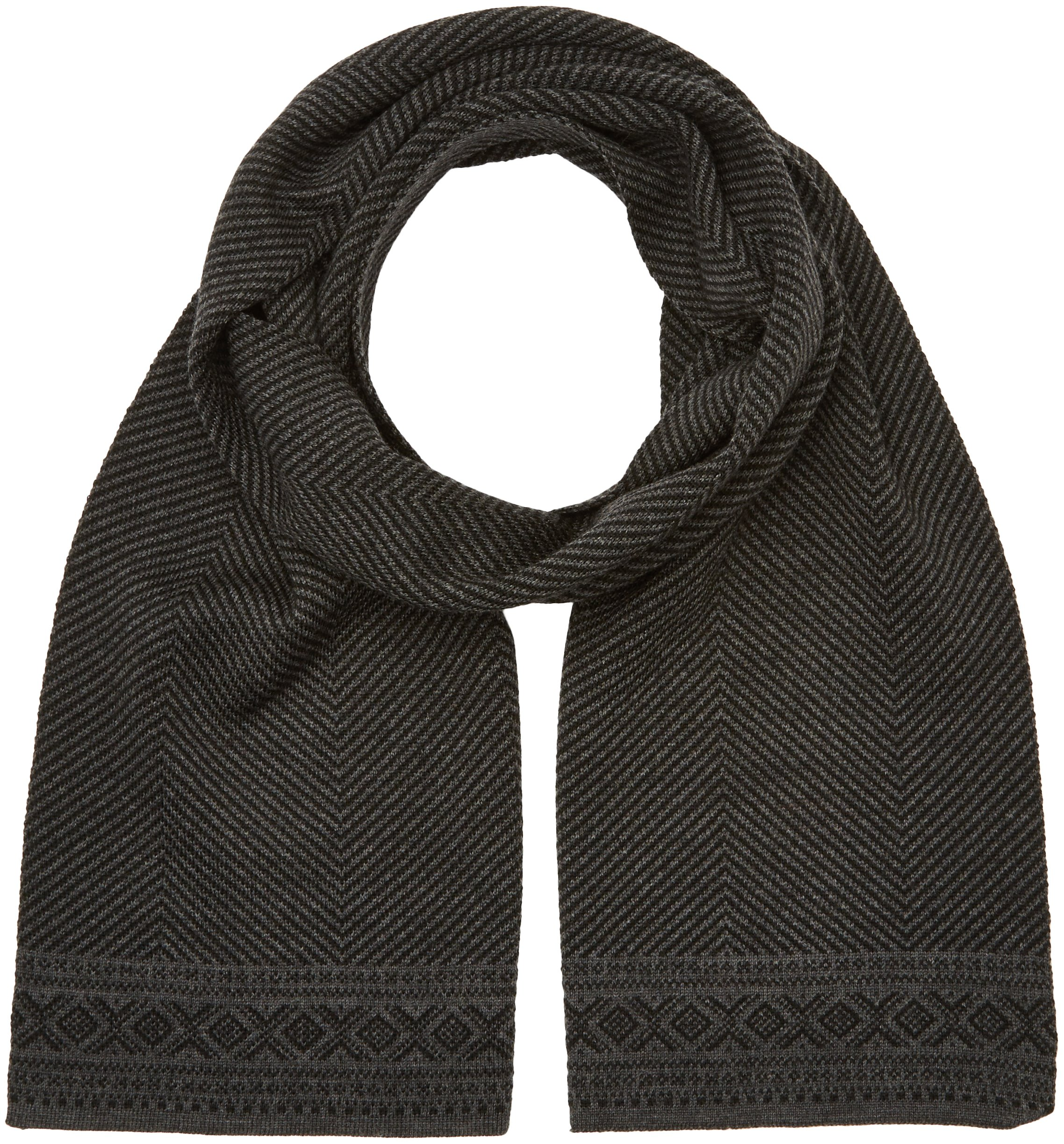 Dale of Norway Unisex Harald Scarf Black One Size