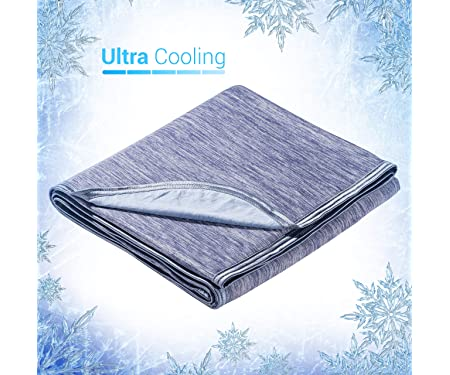 Elegear Cooling Blanket for Summer Sleeping
