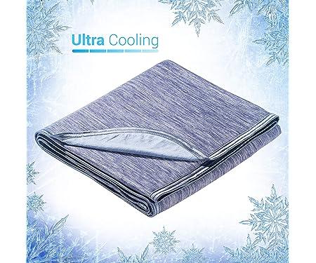 Elegear Cooling Blanket for Summer Sleeping