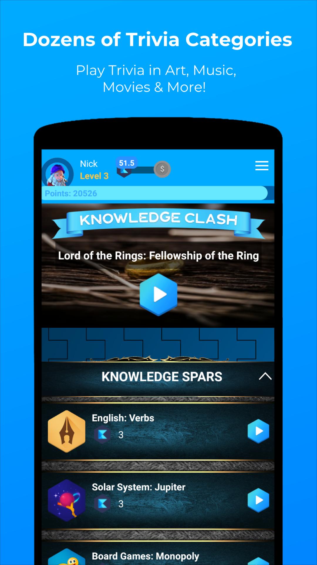 TriviaSpar: Amazon.es: Appstore para Android