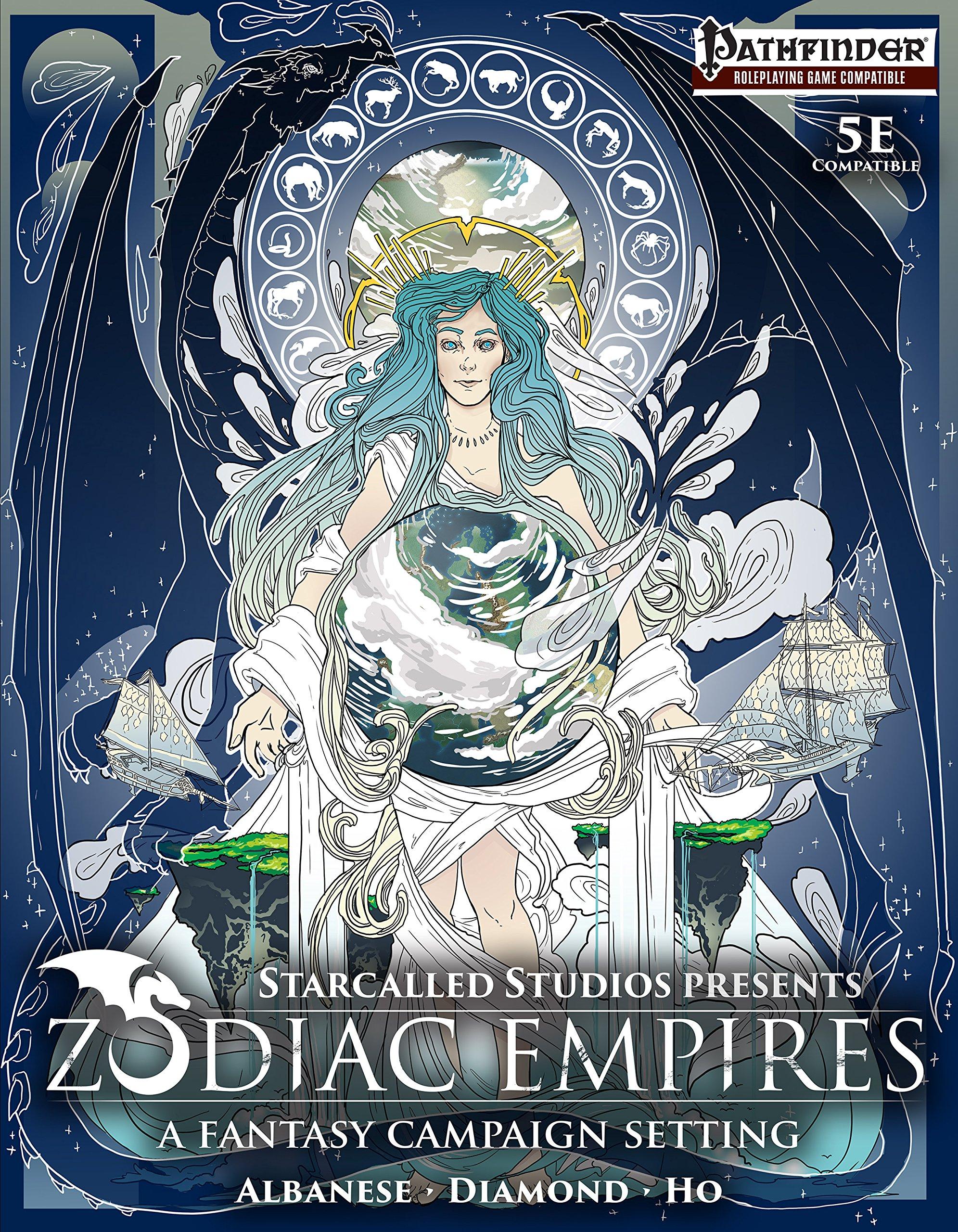 Zodiac Empires Fantasy Campaign Setting