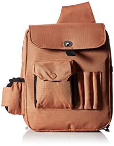 Man-PACK Classic 2.0 Sling Pack Messenger Bag - Over The Shoulder Bag for Men - As Seen on ABC Shark Tank