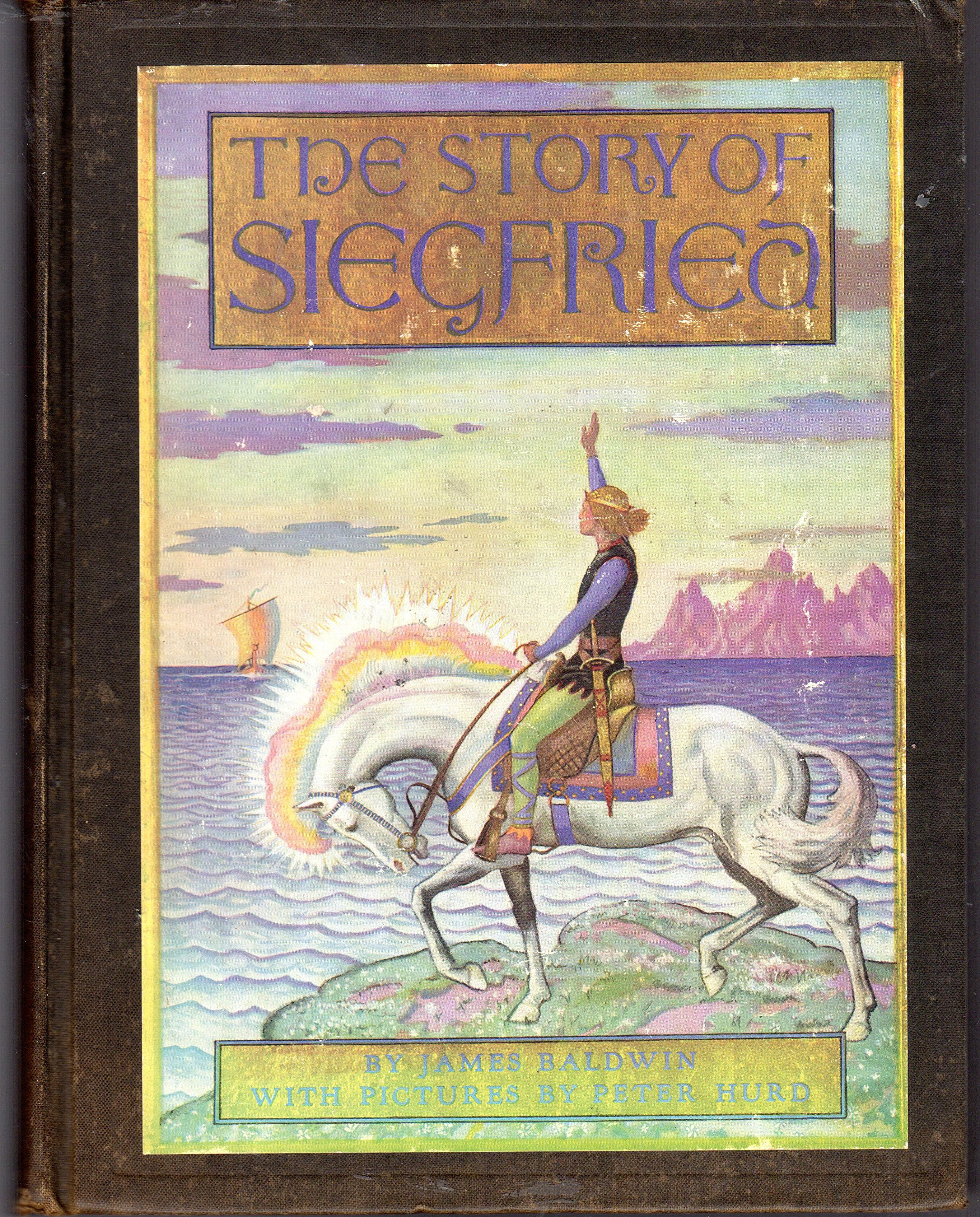 Read Online The Story of Siegfried (Scribner's Illustrated Classics Series) PDF