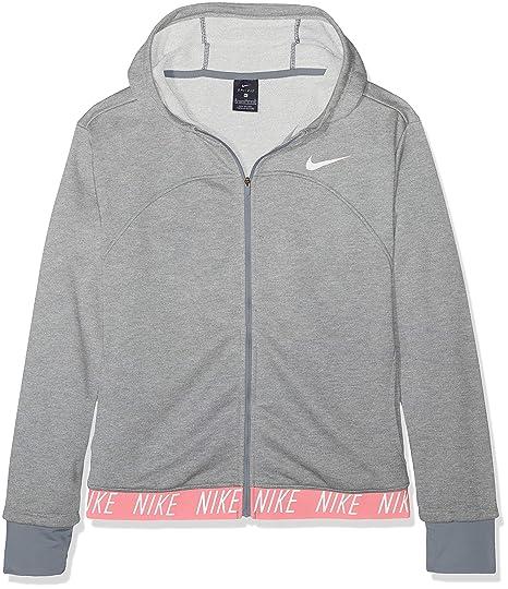 Nike Dri fit939533 Veste à Capuche Fille