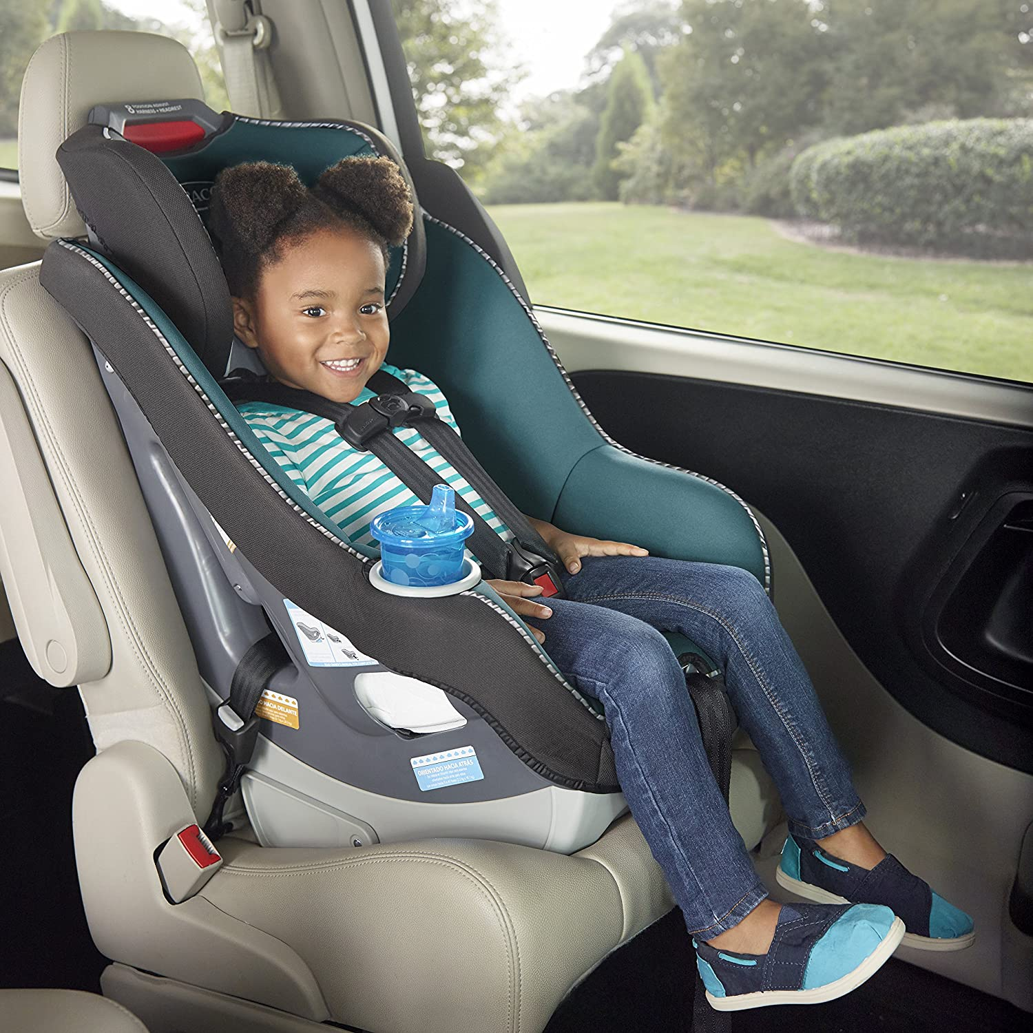 Amazoncom  Graco Contender 65 Convertible Car Seat Sapphire  Baby