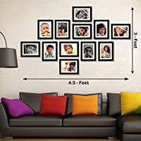 Ajanta Royal Classic Set of 12 Individual Photo Frames (12-6x8 inch) : A-29