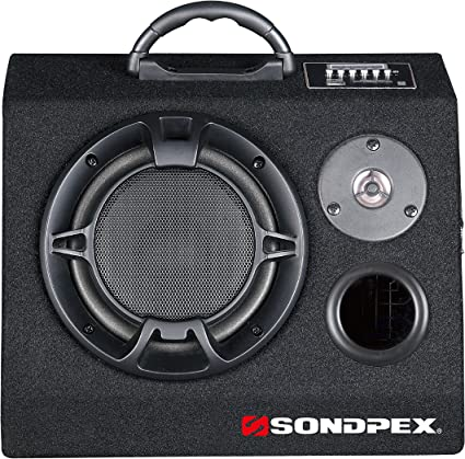 Sondpex 200W Wireless Bluetooth Portable Active Speaker System MP3 Player FM USB