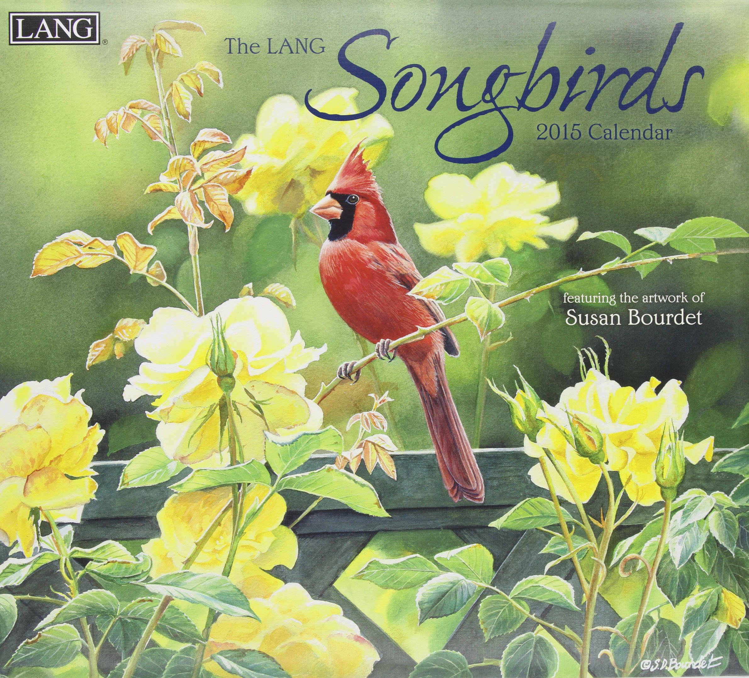The Lang Songbirds Calendar