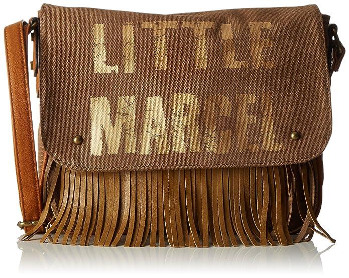 Little Marcel Femme Vi04 Sac bandouliere Dta3Fg9laX