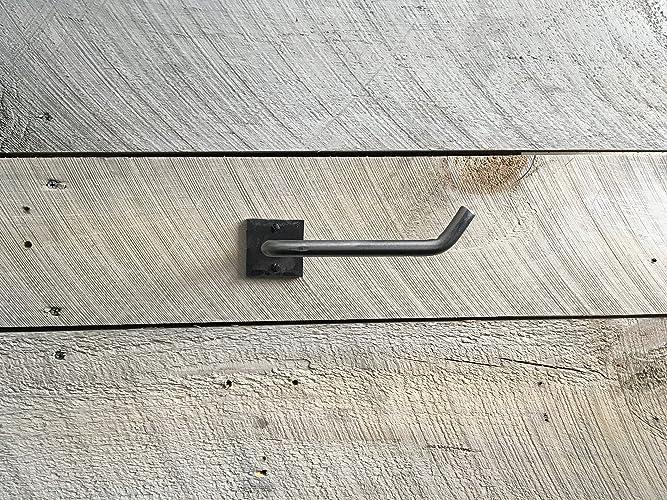 Amazoncom Modern Industrial Farmhouse Bathroom Hardware Iron - Iron bathroom hardware