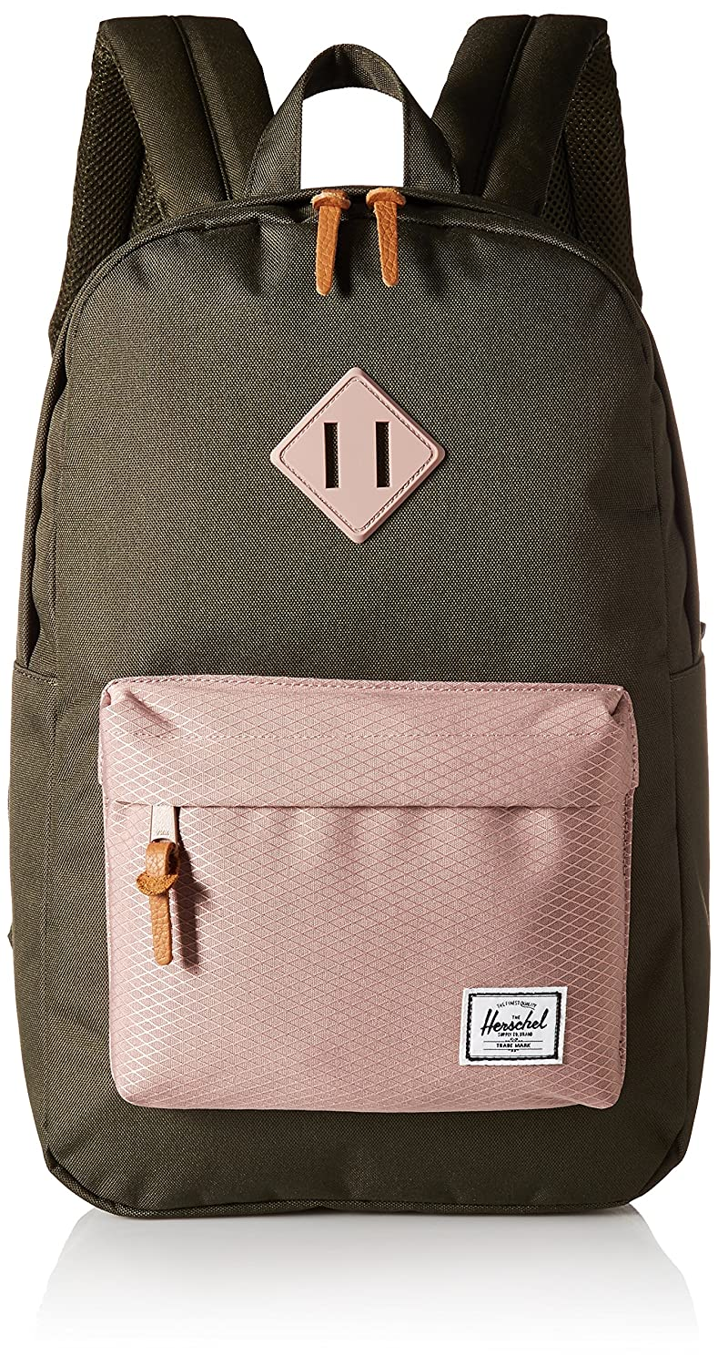 Herschel Supply Co. Heritage Mid-Volume Backpack, Forest Night Ash ... 01bbfd6fdf