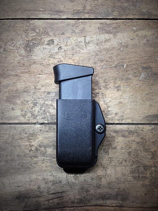 Dynamic Force Technologies Magazine Carrier Mod-1 Glock 9/40, Black