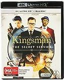 KINGSMAN: THE SECRET SERVICE 4K (UHD)(2 DISC)