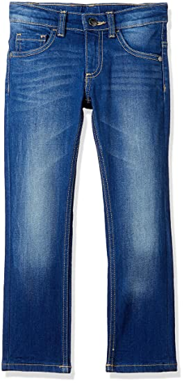 United Colors of Benetton Boy s Slim Fit Jeans  Amazon.in  Clothing    Accessories b3b08e747250