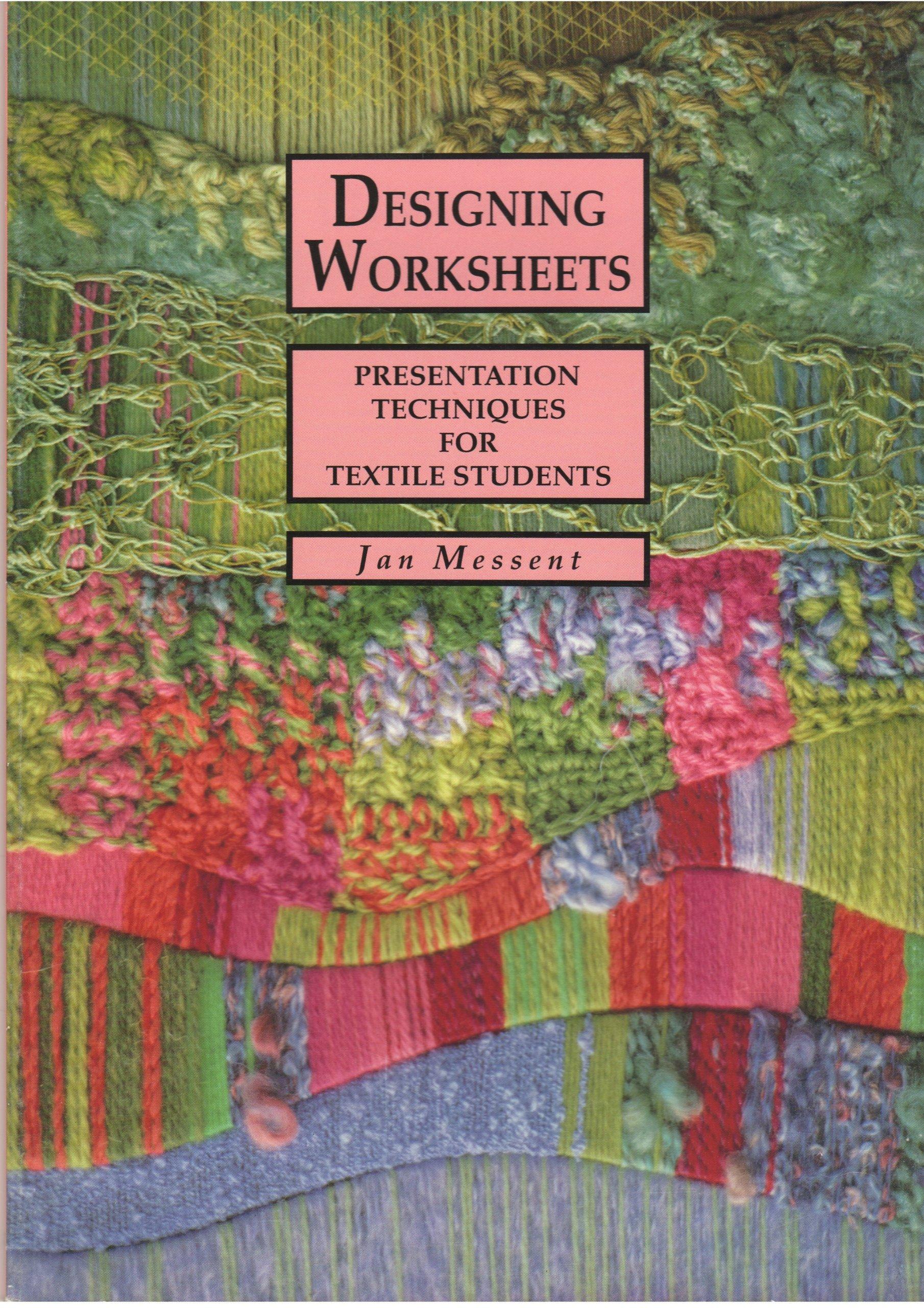 Designing Worksheets (Design S.): Amazon.co.uk: Jan Messent, Pauline  Turner: 9781874080053: Books