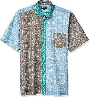 dfd4ea14f Reyn Spooner Men's Original Lahaina Spooner Kloth Classic Fit Hawaiian Shirt