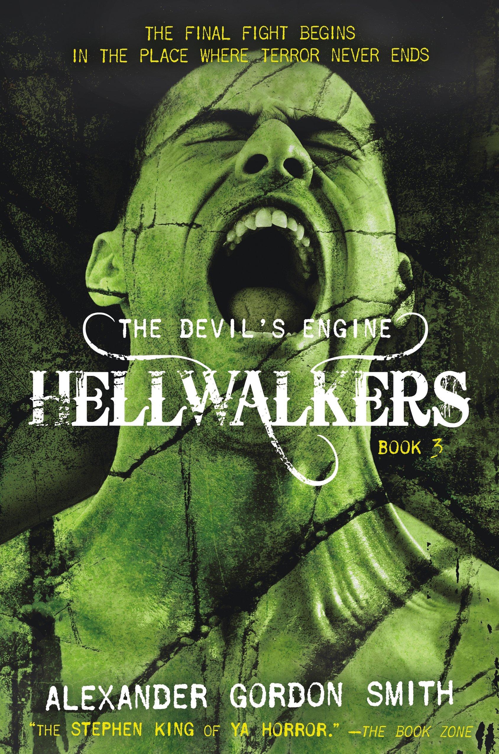 Read Online The Devil's Engine: Hellwalkers: (Book 3) PDF
