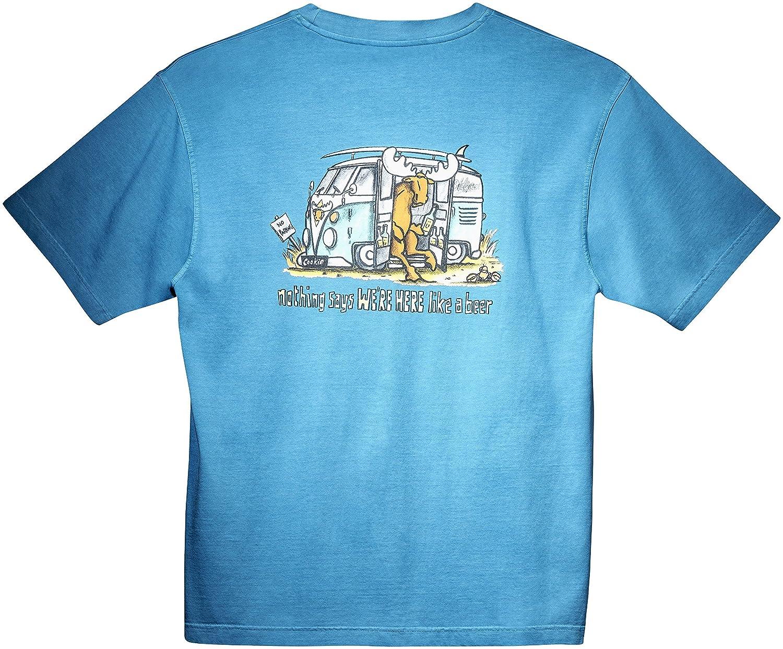 Uber Moose Nothing Says Printed T Shirt