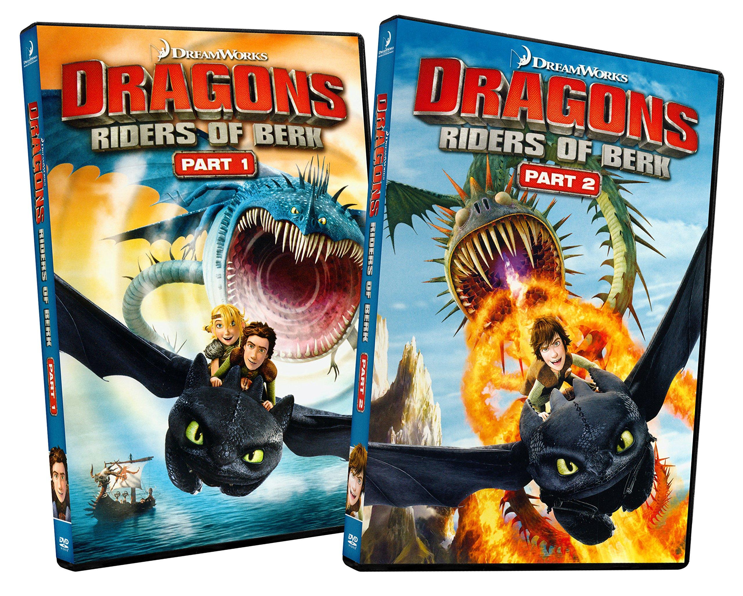 Dragons: Riders of Berk (Part 1 / Part 2)