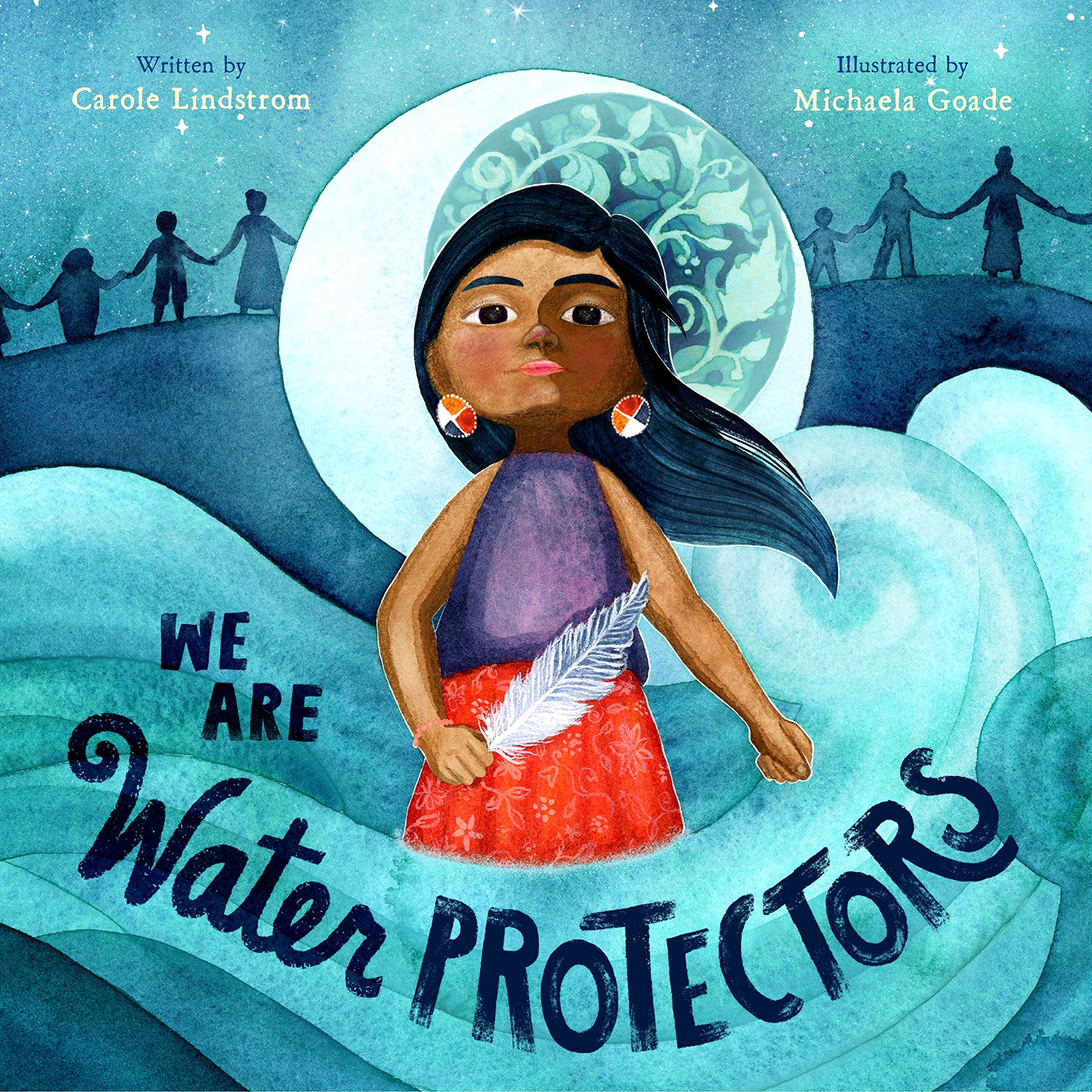 Image result for we are water protectors