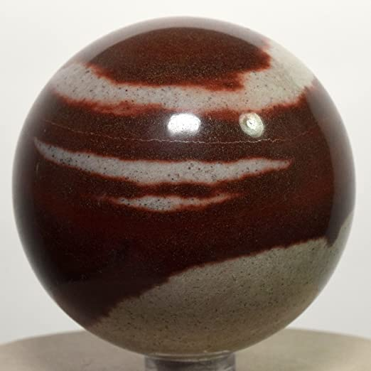 Hc Set: 59 mm pulido con cristales esfera espiritual de piedra Shiva lingam Narmada River, Sagrado de mineral natural piedra - India + Uno pulido Aragonito ...