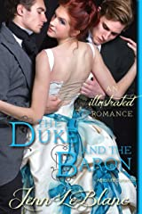 The Duke and the Baron: a romance novel with photographs (Lords of Time, Illustrated Book 2) Kindle Edition
