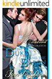 The Duke and the Baron: a romance novel with photographs (Lords Of Time Series Book 2)